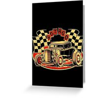 Cars n Rods on Pinterest Hot Rods Greeting Card