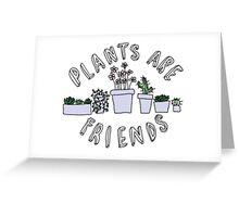 love plants Greeting Card
