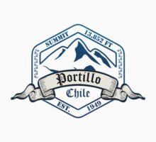 Portillo Ski Resort Chile One Piece - Long Sleeve