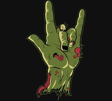 Cut-off ZOMBIE Hand_ILY in ASL Unisex T-Shirt
