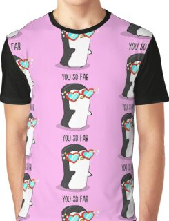 Fabulous Penguin! Graphic T-Shirt