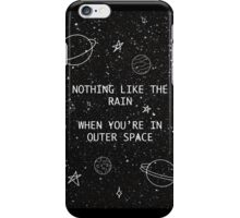 5SOS 5 Seconds of Summer Outer Space Lyric Doodle iPhone Case/Skin