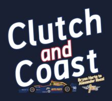 Clutch and Coast! (2016 Indy 500) Kids Tee