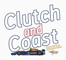Clutch and Coast! (2016 Indy 500) Kids Tee