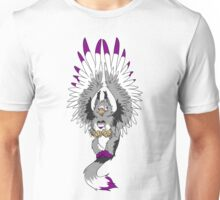 Asexual Pride Griffin Unisex T-Shirt