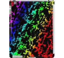 Rainbow of Colors Abstract 62916 iPad Case/Skin