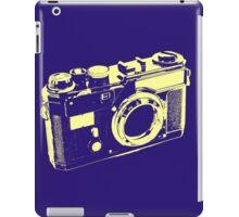 CLASSIC CAMERA-LARGE iPad Case/Skin