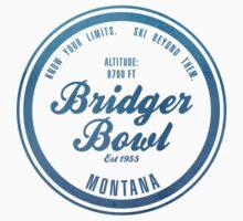 Bridger Bowl Ski Resort Montana by CarbonClothing