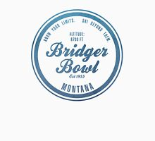 Bridger Bowl Ski Resort Montana Unisex T-Shirt
