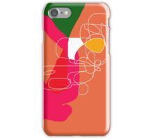 Playful  design by Moma iPhone Case/Skin
