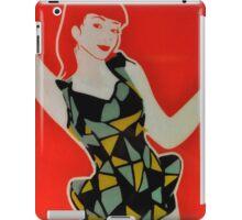 The coca cola advertisement outtake iPad Case/Skin