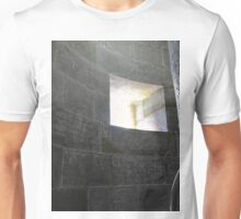 Lighthouse stairwell Unisex T-Shirt