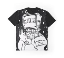 Chill Out Graphic T-Shirt