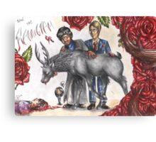 Save the Hannigram Canvas Print