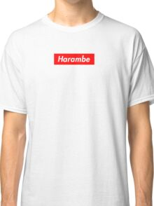 Vintage Harambe Classic T-Shirt