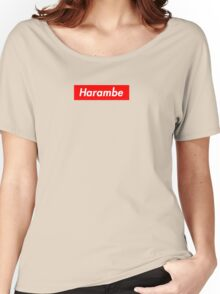 Vintage Harambe Women's Relaxed Fit T-Shirt