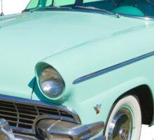 1956 Ford Custom Line Antique Car Sticker
