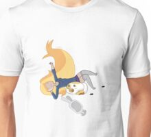 Relaxation Time With Fionna and Cake Unisex T-Shirt
