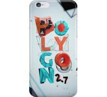 polygon iPhone Case/Skin