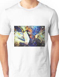 universe penguin Unisex T-Shirt