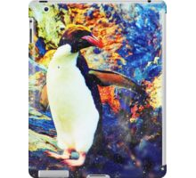 universe penguin iPad Case/Skin