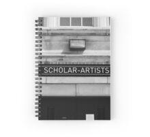 Scholar Spiral Notebook