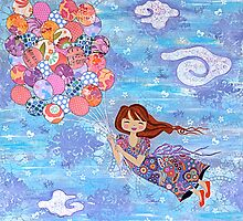 Fly High no. 1 by Lisafrancesjudd