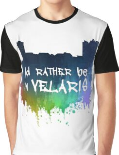 I'd Rather Be In Velaris Graphic T-Shirt