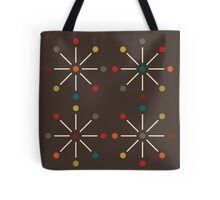 Mid-Century Modern Abstract 01 Tote Bag