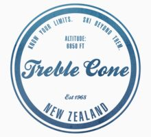Treble Cone Ski Resort New Zealand Kids Clothes
