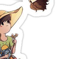 Adventure Phan Sticker