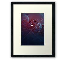 triangle2 Framed Print