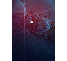 triangle2 Photographic Print