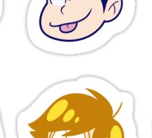 :P Matsuno brothers Set Sticker