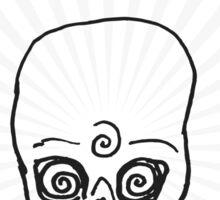 T A K E   M E    to your leader [white] Sticker