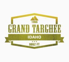 Grand Targhee Ski Resort Idaho by CarbonClothing