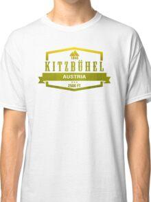 Kitzbuhel Ski Resort Austria Classic T-Shirt