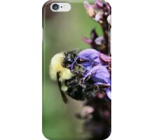 I'm working...don't bug me! iPhone Case/Skin