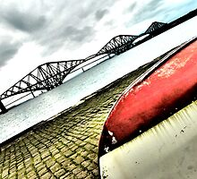 Forth Rail Bridge  by ©The Creative  Minds