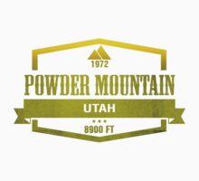 Powder Mountain Ski Resort Utah by CarbonClothing