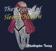 The Headless Horsem by KayeDreamsART