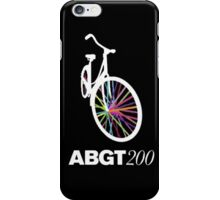 ABGT200 iPhone Case/Skin