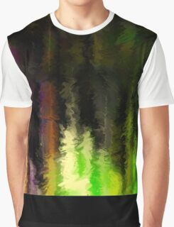 Neon painted goods Graphic T-Shirt