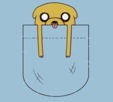 Adventure Time Jake Pocket T-Shirt