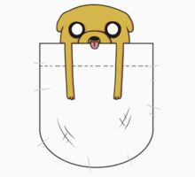 Adventure Time Jake Pocket Kids Clothes