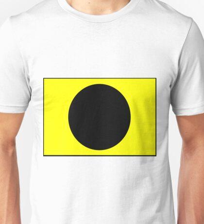 Letter I Flag Unisex T-Shirt