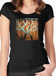 Dark Winter Women's Fitted Scoop T-Shirt