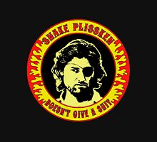Snake Plissken (doesn't give a shit) Colour Unisex T-Shirt
