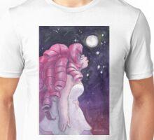 Rose Quartz Steven Universe - Kiss the Moon Unisex T-Shirt