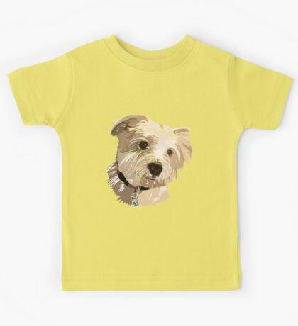 Daisy Dog Kids Tee